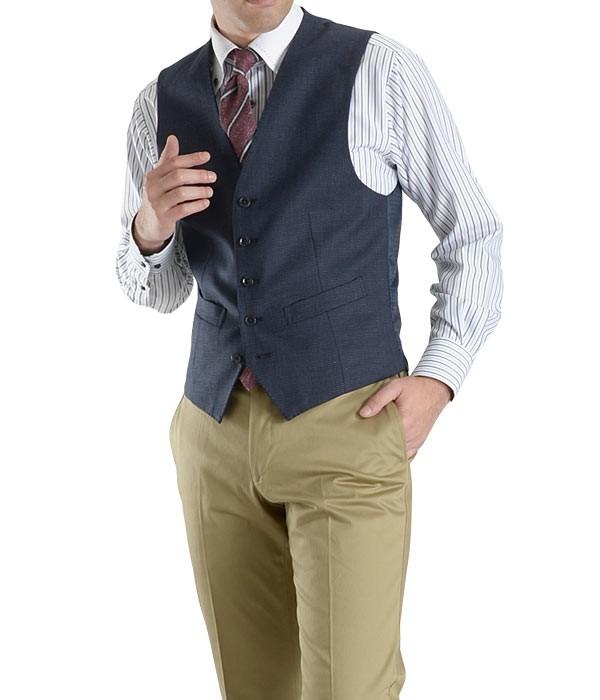 着こなしの幅を広げる男のジレベスト着こなし実例42選!