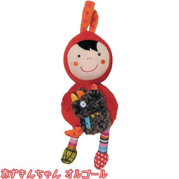 【取寄品】赤ずきんちゃん オルゴール755045【D】【G】