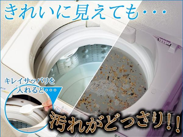 洗濯槽キレイサッパリ 200g