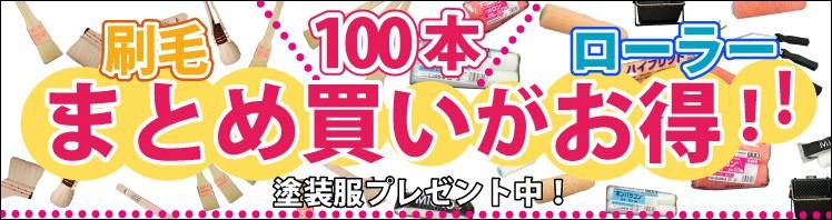 100本まとめ買い!