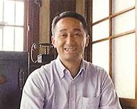 八代目当主 長谷 康弘