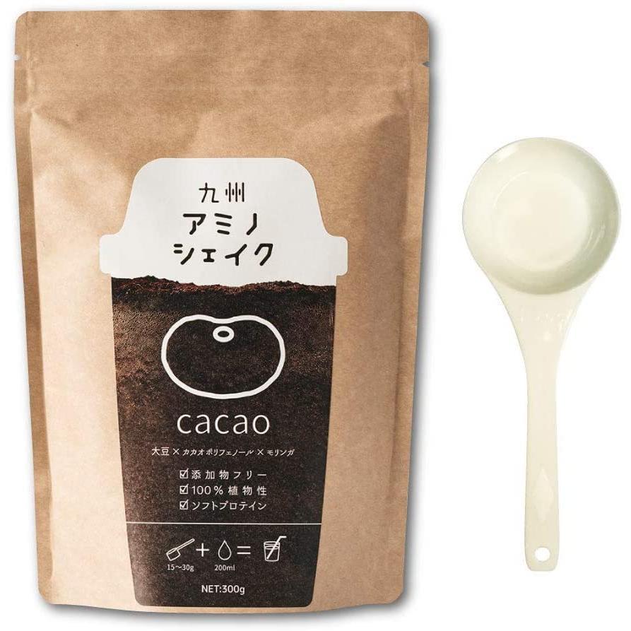 プロテイン 大豆たんぱく質 ソイプロテイン 九州アミノシェイク 1袋 (抹茶きな粉 / カカオ味/コーヒー味) (出荷目安:注文後1〜2週間)|sunao-syokudou|11