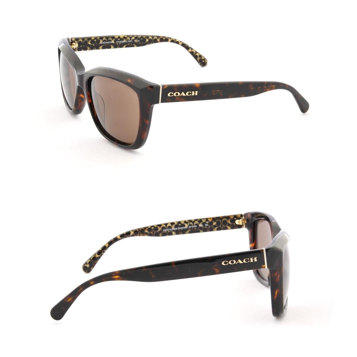 fb8809f27780 コーチ サングラス COACH サングラス sunglasses 正規 HC8230F 550773