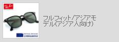フルフィット/アジアモデル(アジア人向け)