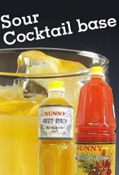 Sour Cocktail base