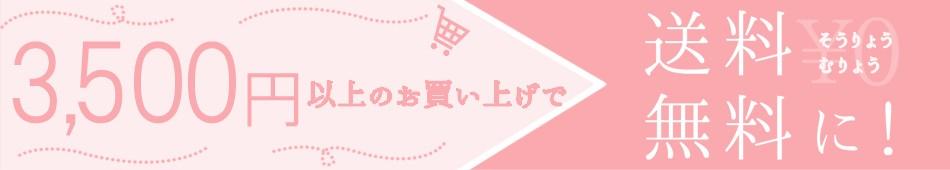3500円以上、送料無料