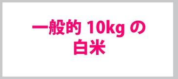 白米10kg