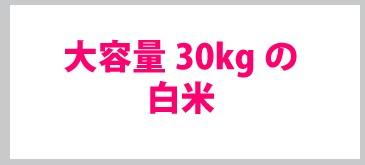 白米30kg