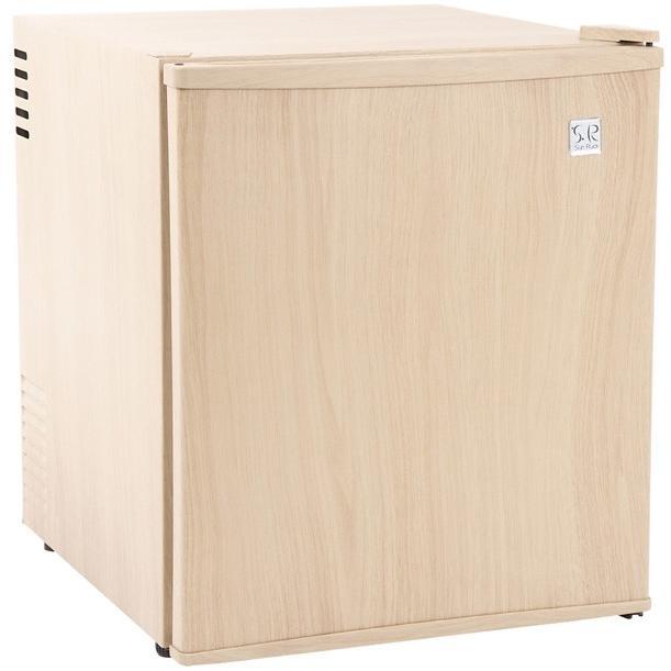 冷蔵庫 1ドア 48L 一人暮らし ペルチェ方式 木目調 小型 おしゃれ 1ドア冷蔵庫 小型冷蔵庫 ミニ冷蔵庫 右開き 静音 新生活 一人暮らし用 SunRuck|sunruck-direct|14