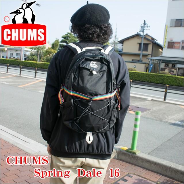 abafa75cebcb チャムス CHUMS リュックサック スプリングデール16 デイパック CH60-2497 /【Buyee】
