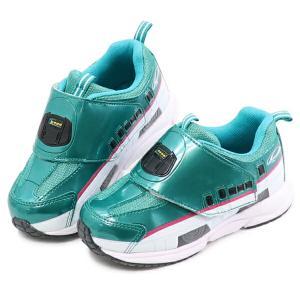 プラレール 靴 スニーカー はやぶさ かがやき キッズ スリッポン|superfoot|08
