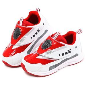 プラレール 靴 スニーカー はやぶさ かがやき キッズ スリッポン|superfoot|09