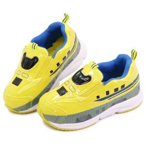 プラレール 靴 スニーカー はやぶさ かがやき キッズ スリッポン|superfoot|13