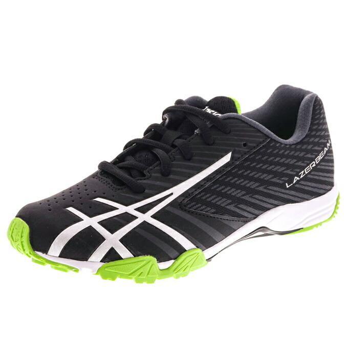 アシックス レーザービーム ジュニア キッズ スニーカー 紐靴 ひも asics 1154A108|superfoot|18
