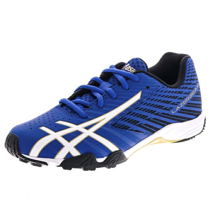 アシックス レーザービーム ジュニア キッズ スニーカー 紐靴 ひも asics 1154A108|superfoot|19