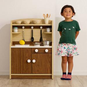 組立品 ままごとキッチン おままごキッチン ままごと キッチン 木製 知育玩具 おもちゃ Mini Cook(ミニクック) 5色対応|superkagu|23