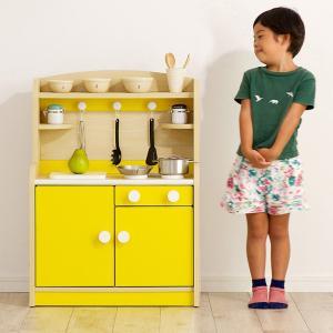 組立品 ままごとキッチン おままごキッチン ままごと キッチン 木製 知育玩具 おもちゃ Mini Cook(ミニクック) 5色対応|superkagu|25