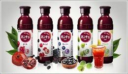 紅酢 ホンチョ 韓国飲料