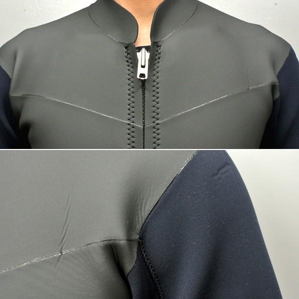 【オリジナル】国産 レトロタイプ ウェットスーツ