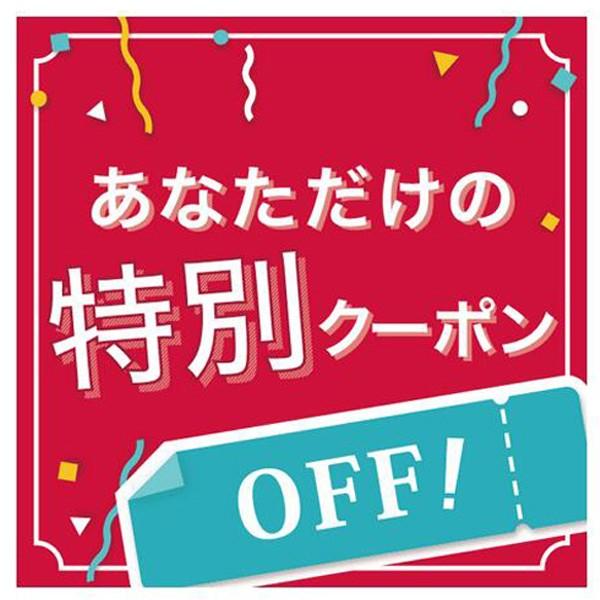 【クーポン利用で3%OFF】今だけ安い限定クーポン