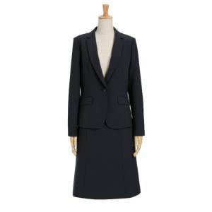 スーツ レディース スカートスーツ ビジネス テーラード タイト フレア ロング タック ストレッチ 女性 面接 就活 30代 40代 大きいサイズ 小さいサイズ 洗える|sutekitaiken|24
