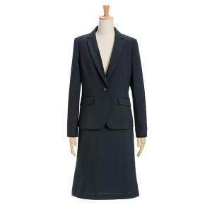 スーツ レディース スカートスーツ ビジネス テーラード タイト フレア ロング タック ストレッチ 女性 面接 就活 30代 40代 大きいサイズ 小さいサイズ 洗える|sutekitaiken|25