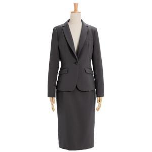 スーツ レディース スカートスーツ ビジネス テーラード タイト フレア ロング タック ストレッチ 女性 面接 就活 30代 40代 大きいサイズ 小さいサイズ 洗える|sutekitaiken|36