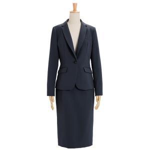 スーツ レディース スカートスーツ ビジネス テーラード タイト フレア ロング タック ストレッチ 女性 面接 就活 30代 40代 大きいサイズ 小さいサイズ 洗える|sutekitaiken|34