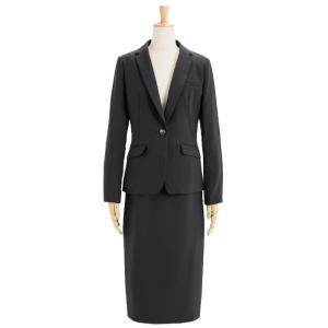 スーツ レディース スカートスーツ ビジネス テーラード タイト フレア ロング タック ストレッチ 女性 面接 就活 30代 40代 大きいサイズ 小さいサイズ 洗える|sutekitaiken|33