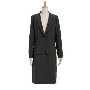 スーツ レディース スカートスーツ ビジネス テーラード タイト フレア ロング タック ストレッチ 女性 面接 就活 30代 40代 大きいサイズ 小さいサイズ 洗える|sutekitaiken|27