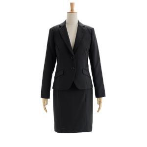 スーツ レディース スカートスーツ 就活スーツ リクルートスーツ 就活 テーラード 女性 ジャケット 1ボタン 2ボタン 膝上 膝下 洗える 半裏地|sutekitaiken|25