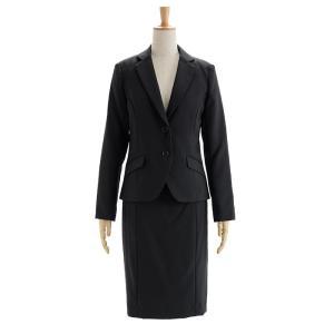 スーツ レディース スカートスーツ 就活スーツ リクルートスーツ 就活 テーラード 女性 ジャケット 1ボタン 2ボタン 膝上 膝下 洗える 半裏地|sutekitaiken|24
