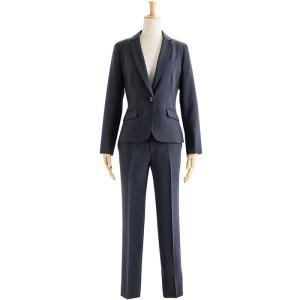 スーツ レディース パンツスーツ ビジネス リクルートスーツ OL テーラード フルレングス丈 ストレッチ 女性 面接 大きいサイズ 小さいサイズ|sutekitaiken|25