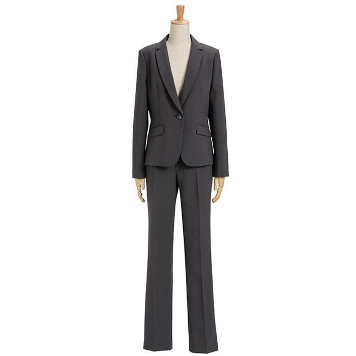 スーツ レディース パンツスーツ ビジネス リクルート ビジネス OL テーラード フルレングス丈 ストレッチ 女性 面接 大きいサイズ 小さいサイズ sutekitaiken 30