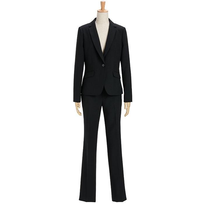 スーツ レディース パンツスーツ ビジネス リクルート ビジネス OL テーラード フルレングス丈 ストレッチ 女性 面接 大きいサイズ 小さいサイズ sutekitaiken 26