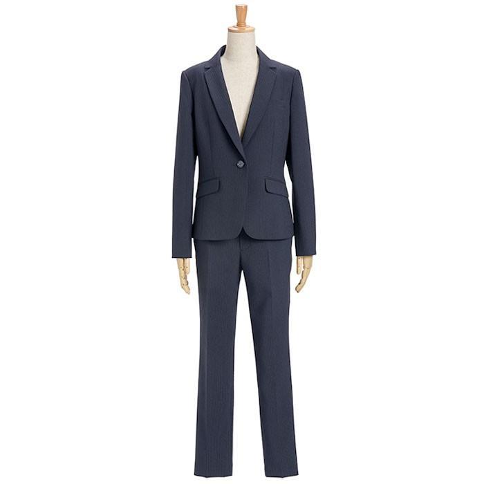 スーツ レディース パンツスーツ ビジネス リクルート ビジネス OL テーラード フルレングス丈 ストレッチ 女性 面接 大きいサイズ 小さいサイズ sutekitaiken 29