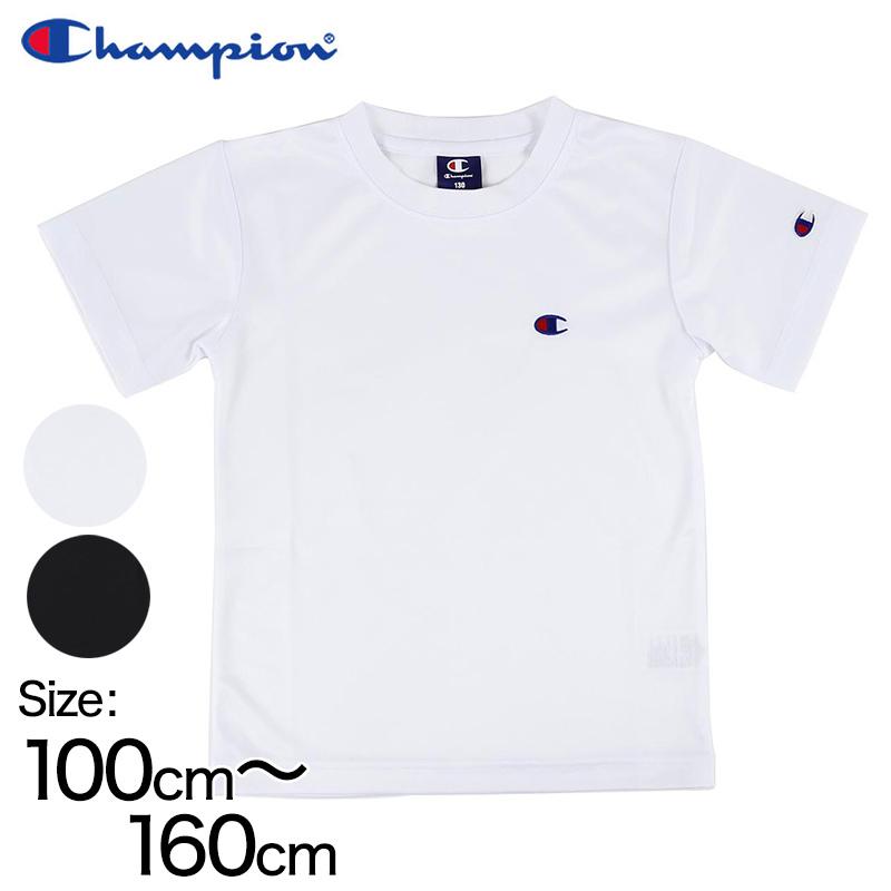 チャンピオン ピンメッシュ半袖Tシャツ