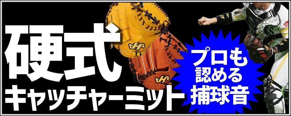 ハタケヤマ 硬式キャッチャーミット