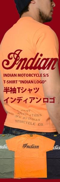 半袖 Tシャツ インディアン ロゴ