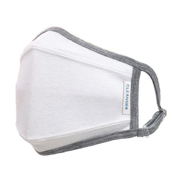 マスク 日本製 夏用 コットン マスク 抗菌 抗ウイルス 綿 100% クレンゼ 敏感肌 マスク におい 湿気 肌荒れ 1点までメール便可 [M便 3/9] sweet-mommy 31