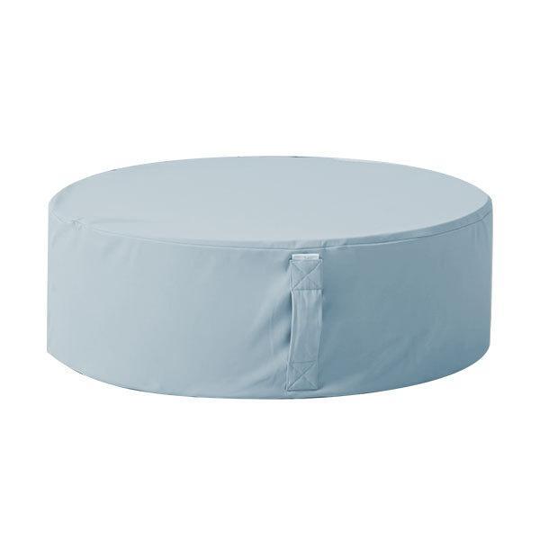 トランポリン クッション 日本製 家庭用 子供 静音 クッション型 20cm 厚 室内 リビング ダイエット スツール カバー 効果 家庭 マット|sweet-mommy|23