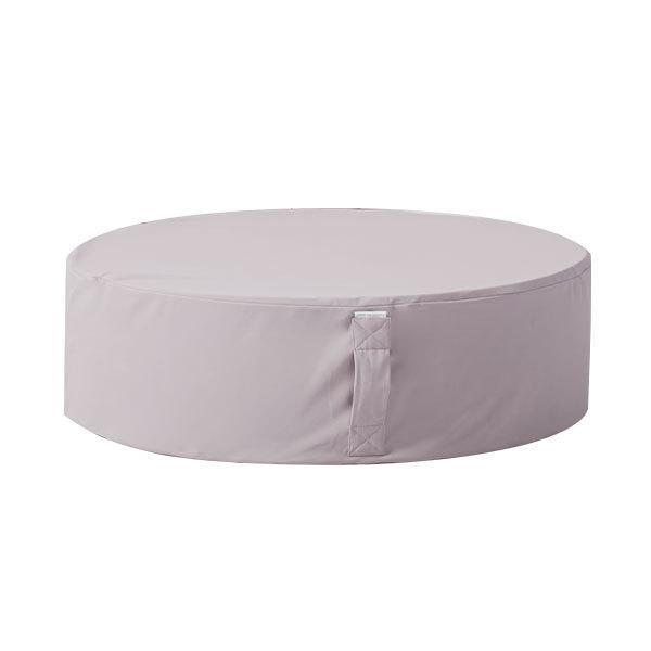 トランポリン クッション 日本製 家庭用 子供 静音 クッション型 20cm 厚 室内 リビング ダイエット スツール カバー 効果 家庭 マット|sweet-mommy|25