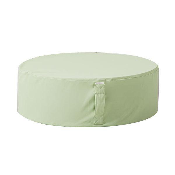 トランポリン クッション 日本製 家庭用 子供 静音 クッション型 20cm 厚 室内 リビング ダイエット スツール カバー 効果 家庭 マット|sweet-mommy|22