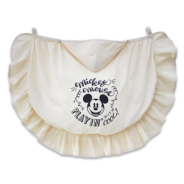 授乳ケープ 授乳カバー 抱っこ紐 ケープ 抱っこ紐 カバー ベビーカーカバー UVカット ミッキー ミニー 3WAY マルチケープ マタニティ 服 授乳服|sweet-mommy|22