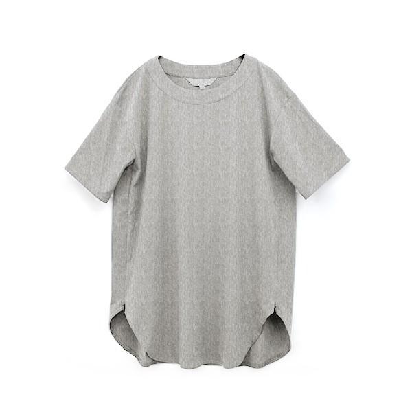 [3点で9800円]マタニティ 服 授乳 トップス Tシャツ ラウンドスリット BIGTEE カットソー 授乳服 体型カバー メール便可 春 夏 真夏[M便 6/6]|sweet-mommy|25