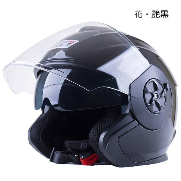 バイクヘルメット ジェットヘルメット バイクヘルメット ジェット BikeHelmet 軽量|sweetpeace|22