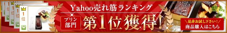 YAHOO!ランキング プリン部門第1位獲得!人気のカタラーナ
