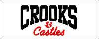 CROOCKS & CASTLES クルックスアンドキャッスルズ