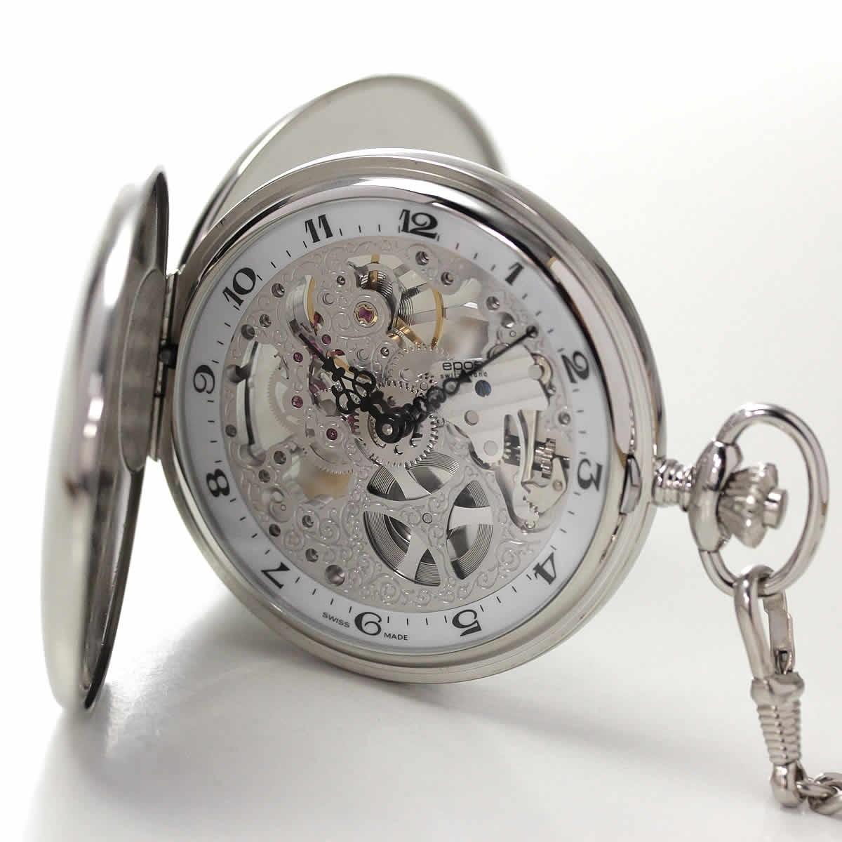 epos懐中時計