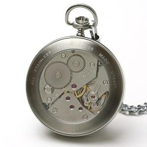 ZENO WATCH ゼノウォッチ シースルーバック 懐中時計